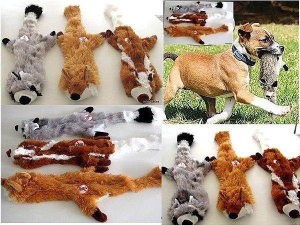 brinquedos de pelúcia para animais