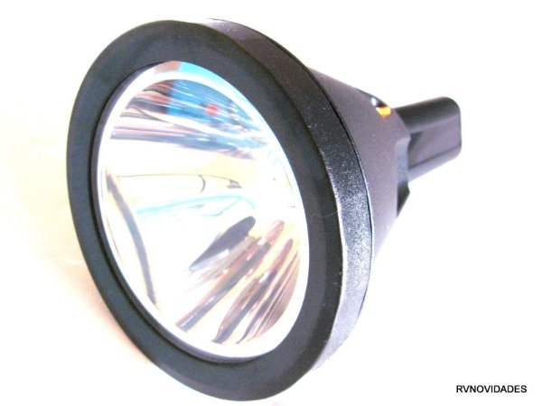 Lanterna Holofote Profissional Led T6  30w Super