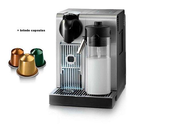 Cafeteira Expresso Nespresso Lattissima Pro