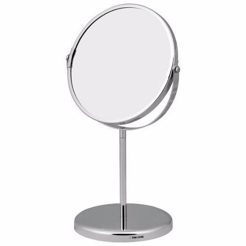 Espelho Maquiagem Aumento Dupla Face