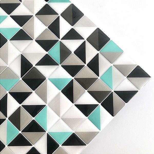 Pastilha Adesiva Resinada URBAN STYLE 28 x 28 cm