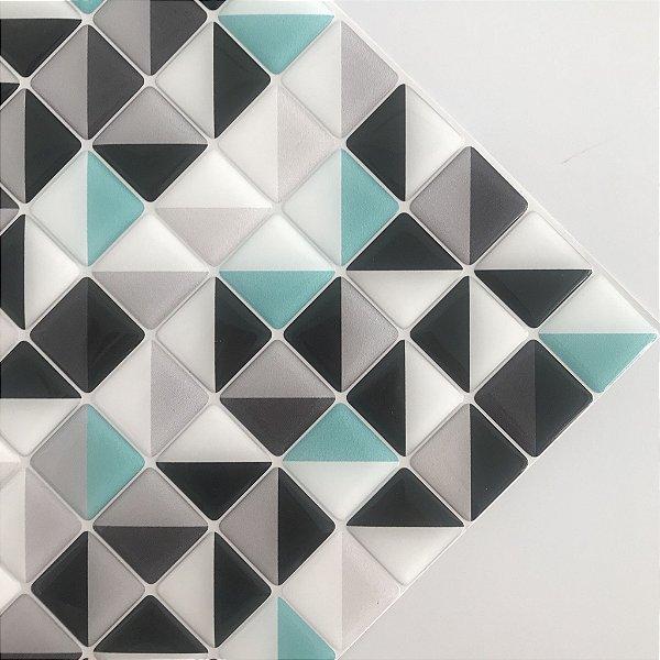 Pastilha Adesiva Resinada URBAN STYLE 20 x 20 cm