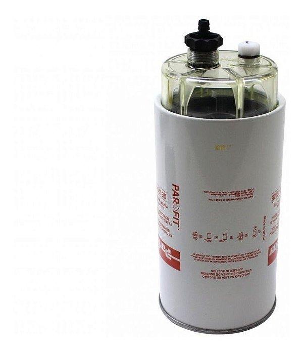Filtro De Combustível Separador De Água Parker Sb120-10mb