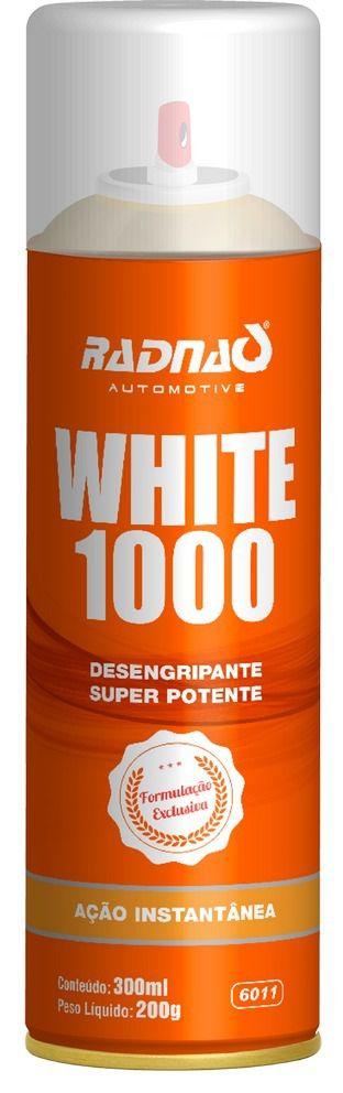 Desengripante Super Potente White 1000 Radnaq 300ml