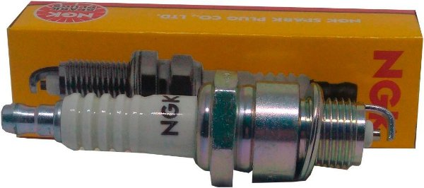 Kit 3  Velas Náutica De Ignição 5510 Br8hs Ngk