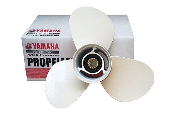 Hélice Motor De Popa Yamaha 3x11-3/8x12-g 40 Hp 69w-45952-00