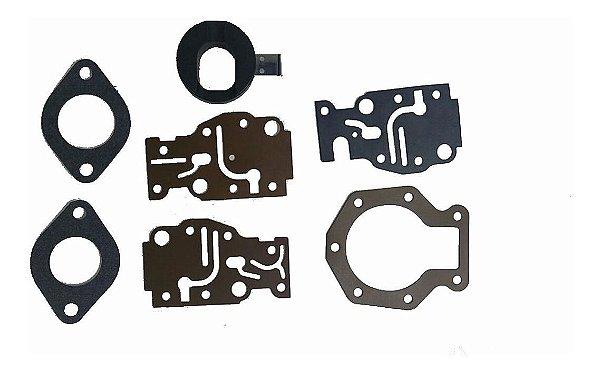 Kit Reparo Do Carburador Evinrude Johnson 0439073