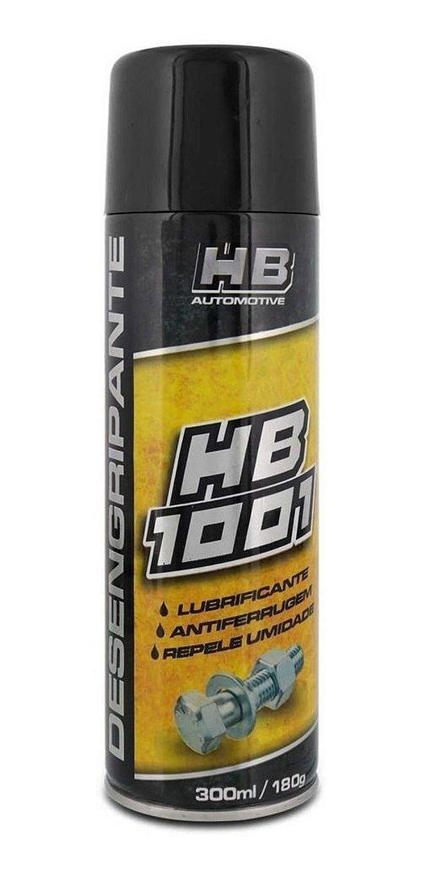 Óleo Desengripante Spray Lubrificante Hb 1001 -  300 Ml