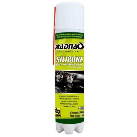 Silicone Spray Automotivo - Radnaq