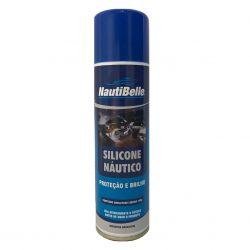 Silicone Nautico Nautibelle Spray 300 Ml Lancha Barco