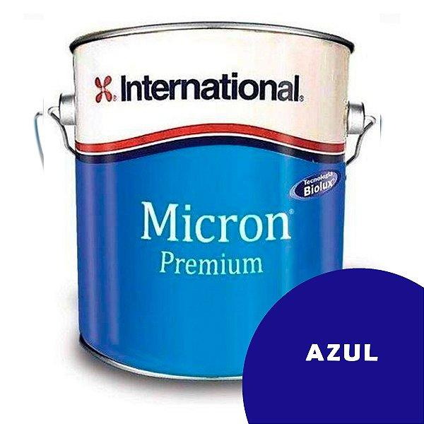 Tinta Micron Premium International 3,6L - AZUL