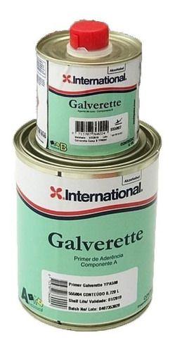 Tinta Galverette - Primer International 3,6 Litros Com A + B