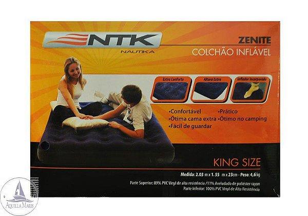 Colchão inflável Zenite King Size