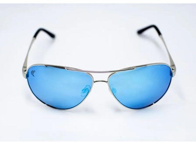 Óculos de Sol Express Bandejo - Azul Claro