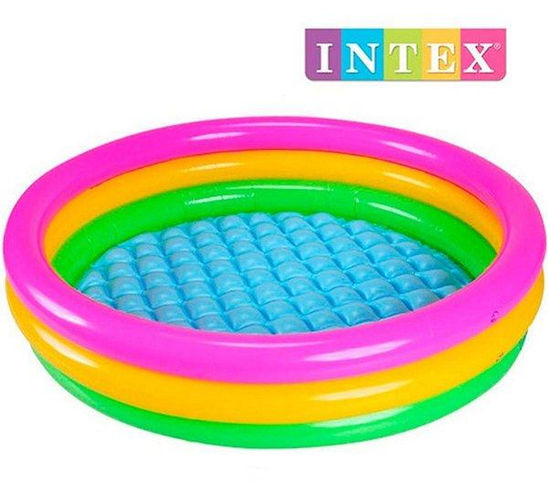 Piscina Infantil Inflável - Intex