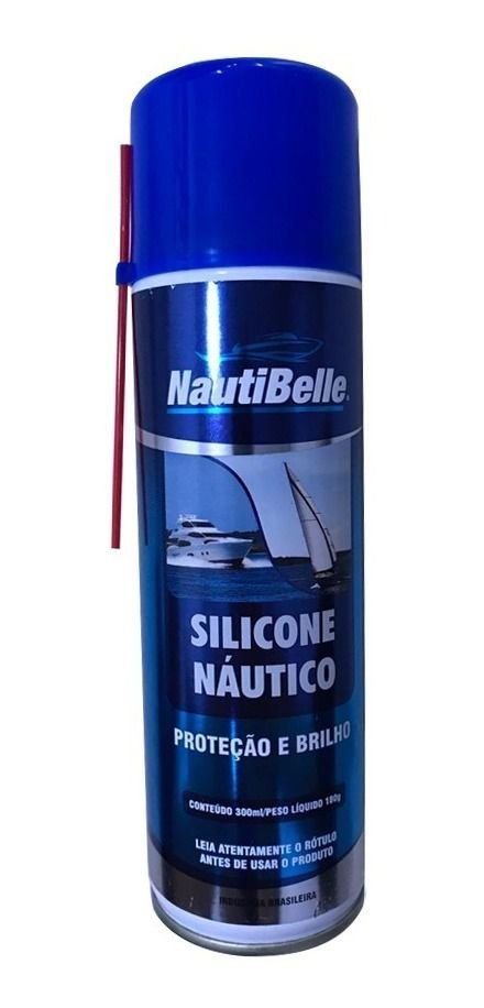 Silicone Náutico Nautibelle Spray 300 Ml