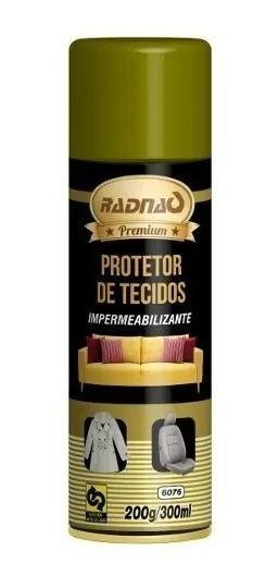 Protetor De Tecidos Impermeabilizante Aerosol 300ml - Radnaq