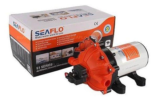 Bomba Pressurizadora Seaflo 3.0 Gpm 12v P/ Barcos