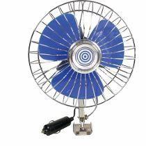 Mini Ventilador Oscilante 12v -isoflex 8''