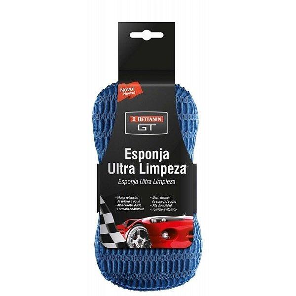 Esponja Ultra Limpeza Para Autos - Bettanin Gt.