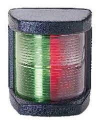 Luz De Navegação Verde- Encarnada Bi
