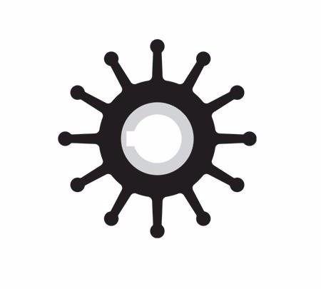 Rotor Da Bomba De Água Kohler 229826