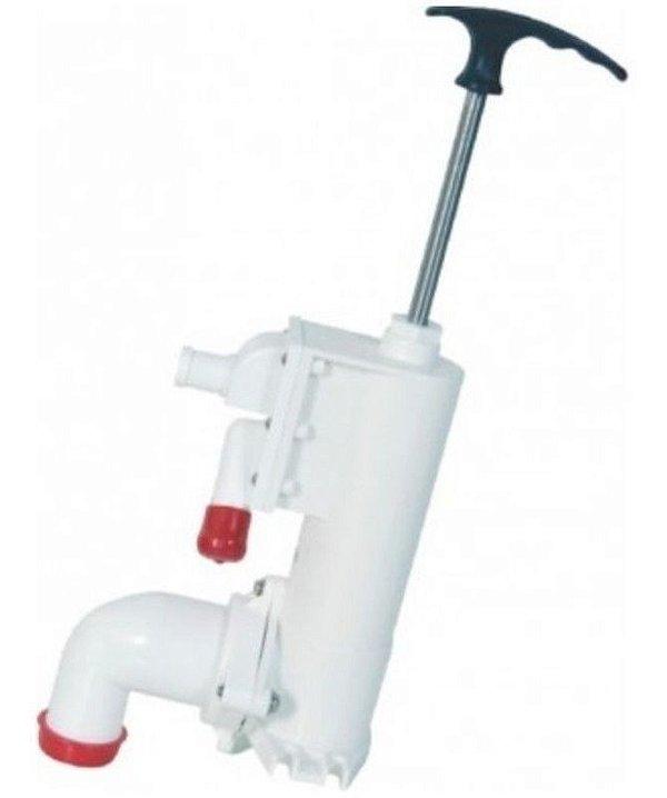 Bomba Vaso Manual C/ Base Tmc