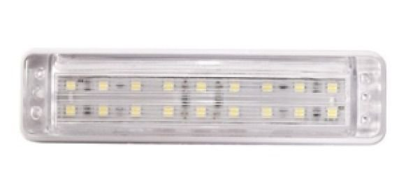 Luminária Náutica De Led Para Embarcações 12/24v - Megaleds