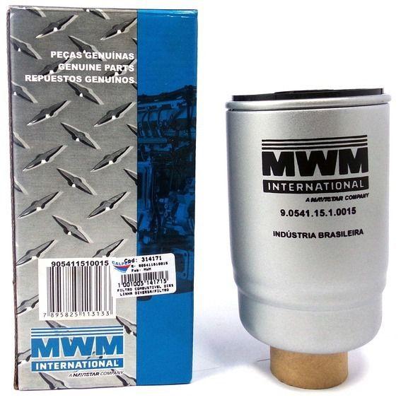 Filtro De Combustível  Mwm Original - 905411510015