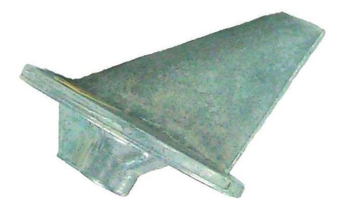 Anodo Trim Tab Mercury 31640q 4