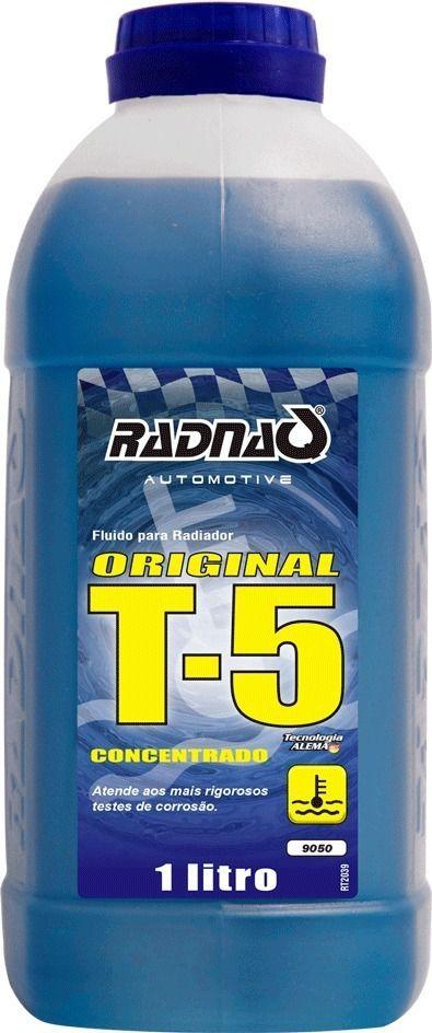 Aditivo Para Radiador Original T5 1l - Radnaq