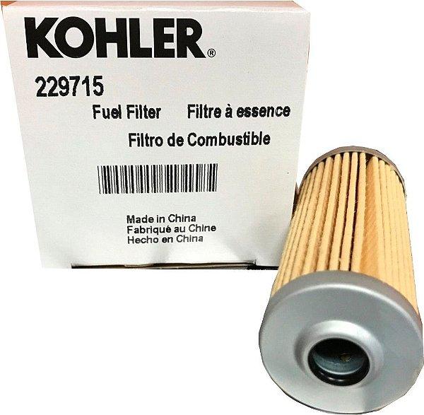 Filtro De Combustível Kohler 229715