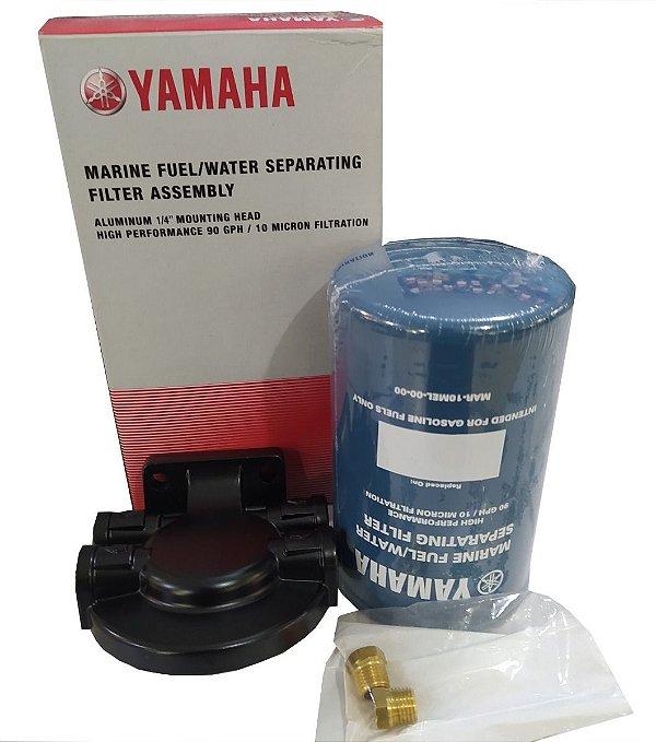 Filtro De Combustivel Completo Yamaha -mar-fuelf-il-tr