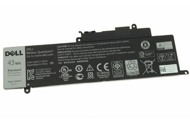 Bateria para Notebook Dell GK5KY
