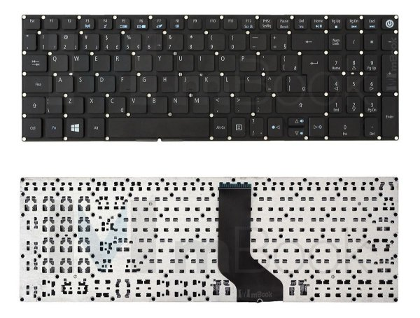 Teclado Para Acer A315-53-32u4