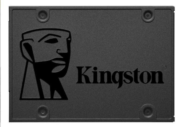 SSD Kingston 240GB 10x Mais Rápido