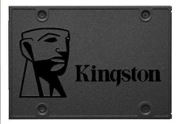 SSD Kingston 120GB 10x Mais Rápido