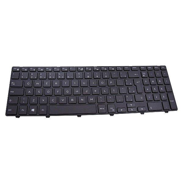 Teclado Para Notebook Dell Inspiron I15-3567-A40P