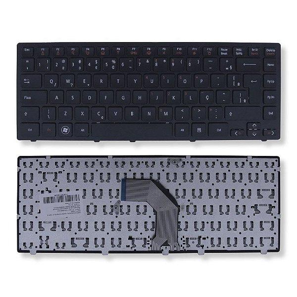 Teclado Para Notebook LG S425 S430 S460 Preto ABNT2