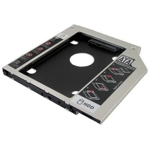 Adaptador Caddy Dvd Para Hd/ssd 2.5'' 9.5mm
