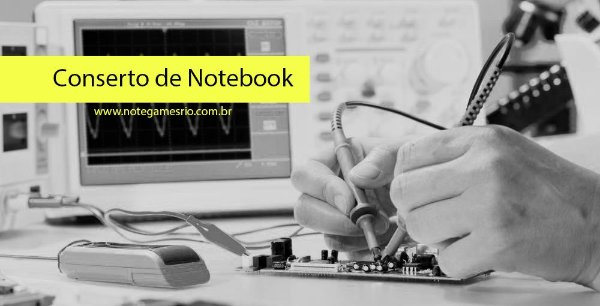 Reparo de Carcaça de Notebook Rj