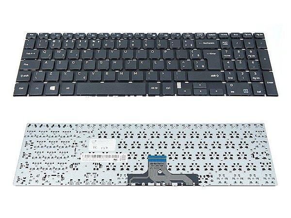 Teclado Samsung Essentials E30 | Np350xaa-kf3br