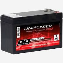 Bateria 12v 7ah Selada Central Alarme Nobreak Cerca Elétrica