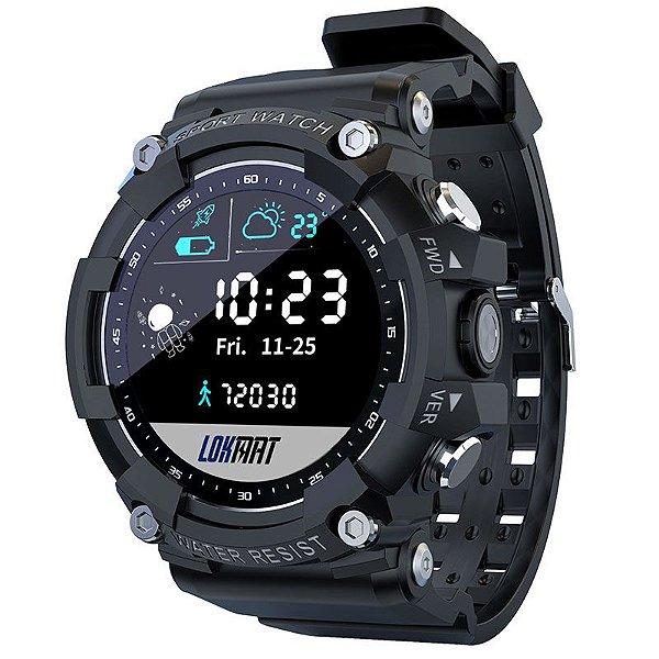Smartwatch Militar Tatico Attack 2 Lokmat