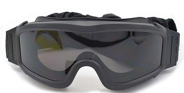 Óculos Tático de Proteção