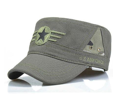 Boné Militar Americano Airforce