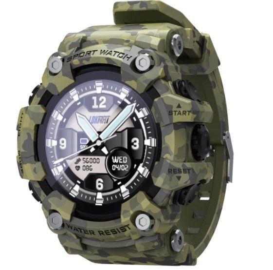 Relógio Militar Smartwatch Tatico