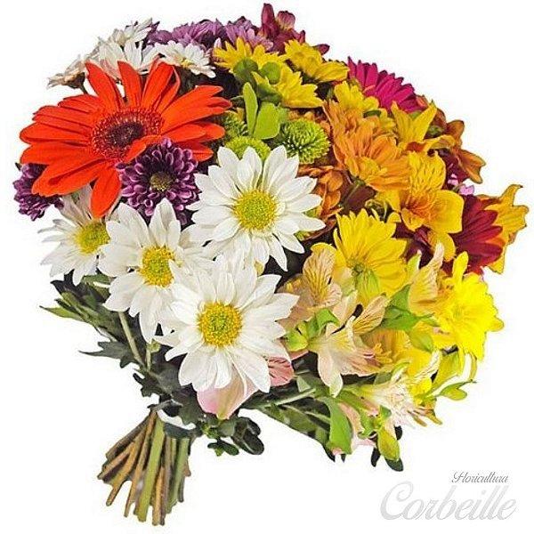 Buquê de Flores Campestre Grande