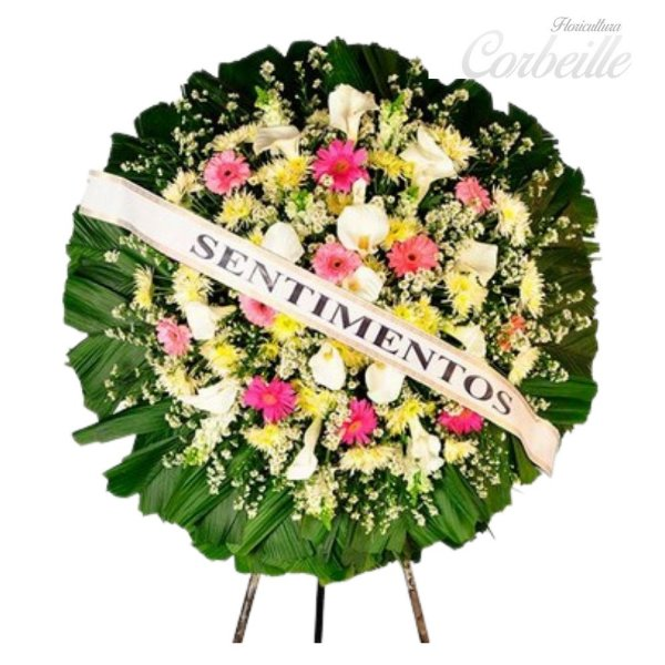 Coroa de Flores 6