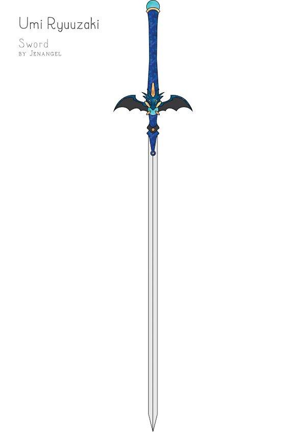 Ryuuzaki Sword
